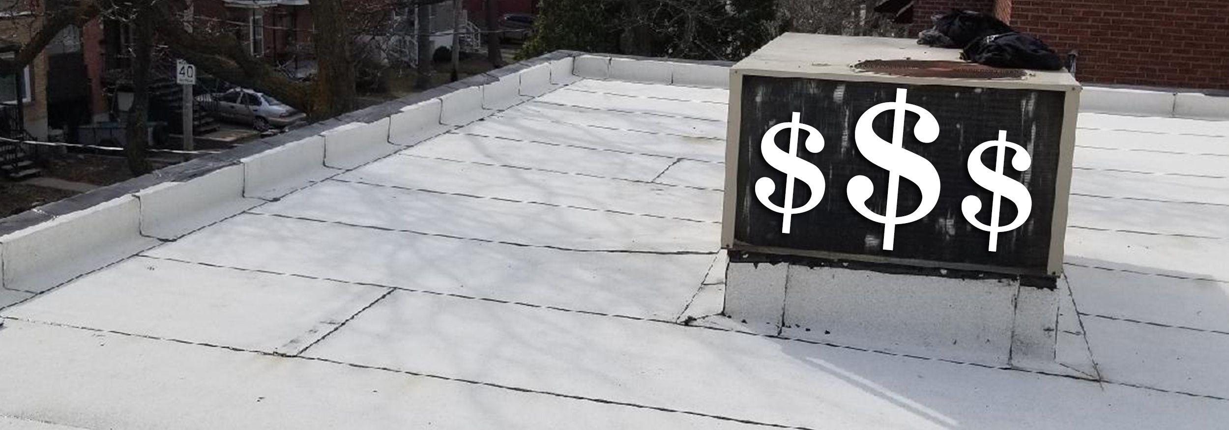 Quel prix doit-on payer pour sa toiture ?